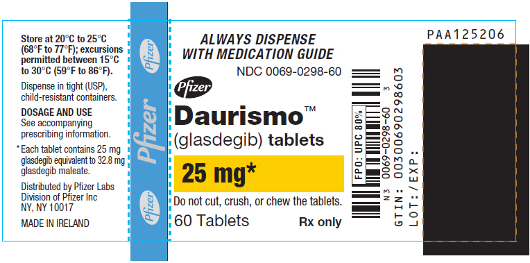 PRINCIPAL DISPLAY PANEL - 25 mg Tablet Bottle Label